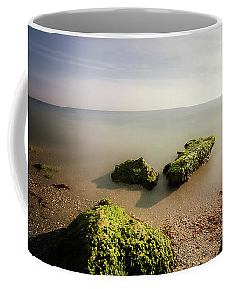 Coffee Mug featuring the photograph Beach by RC Pics