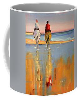 Beach Riders Coffee Mug