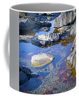 Beach Rocks Coffee Mug