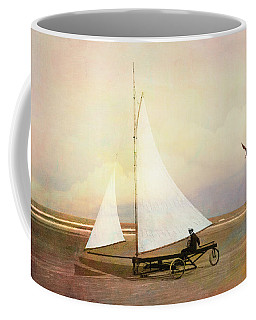 Beach Sailing Coffee Mug
