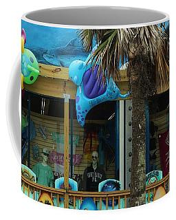Beach Storefront Coffee Mug