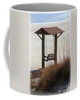 Beach Swing Coffee Mug