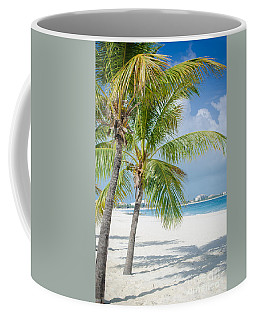 Beach Time In Turks And Caicos Coffee Mug by Mike Ste Marie
