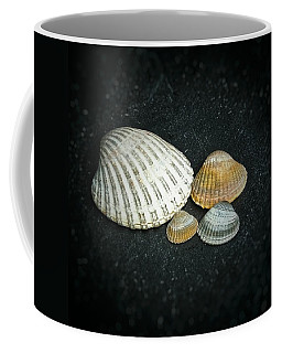 Beach Treasures  Coffee Mug by Karen Stahlros