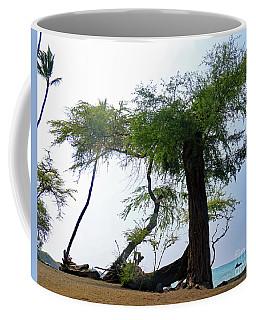 Beach Tree Coffee Mug by Mary Haber