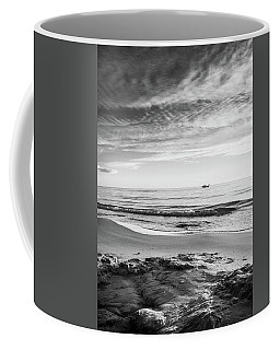 Beach View. Coffee Mug