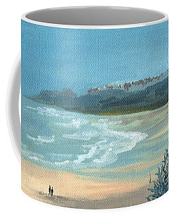 Beach Walkers Coffee Mug