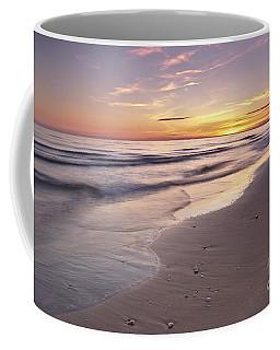 Beach Welcoming Twilight Coffee Mug