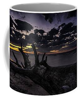 Beach Wood Coffee Mug