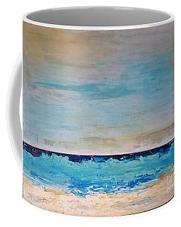 Beach1 Coffee Mug by Diana Bursztein