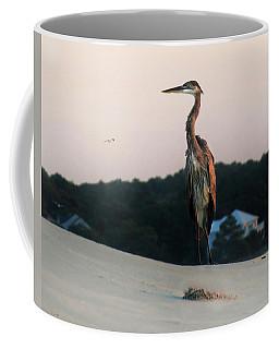 Beachcomber Coffee Mug by Deborah Smith