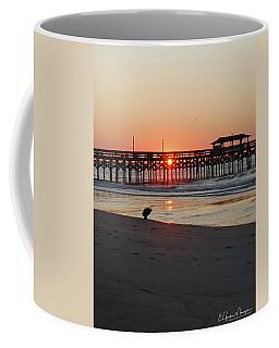 Beachcomber Coffee Mug by Gordon Mooneyhan
