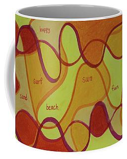 Beachday Two Coffee Mug