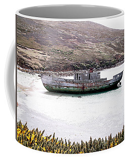 Beached Beauty Coffee Mug