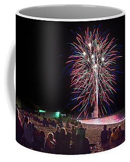 Coffee Mug featuring the photograph Beachside Spectacular by Bill Pevlor