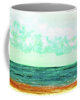 Beachy 101 Coffee Mug