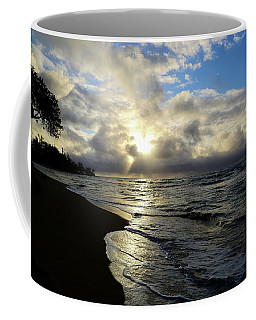 Beachy Morning Coffee Mug