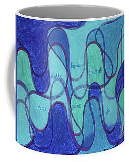 Beachy Two Coffee Mug