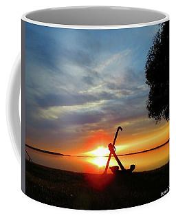 Beadles Point Sunset Coffee Mug