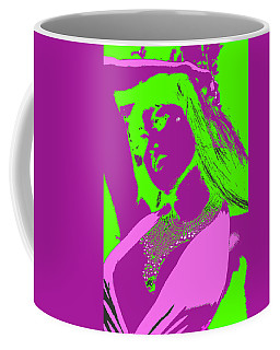 Beads And Boobs Coffee Mug by Tbone Oliver