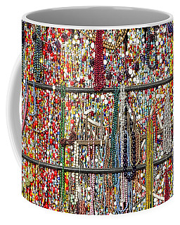 Beads In A Window Coffee Mug