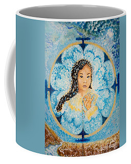 Flying Lamb Productions.        Beads Of Life Coffee Mug
