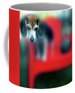 Beagle Beba Portrait Coffee Mug