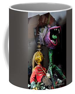 Beak And Yelp Coffee Mug