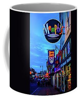 Beale Str. Blues  Coffee Mug
