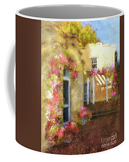 Coffee Mug featuring the digital art Beallair In Bloom by Lois Bryan