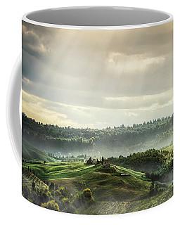 Beams Of Heaven Coffee Mug