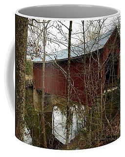 Bean Blossom Bridge Coffee Mug