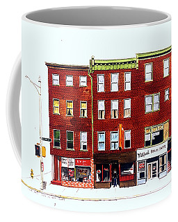 Bean Pies Coffee Mug