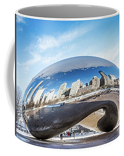 Bean Reflections Coffee Mug