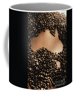 Bean To Australia Coffee Mug