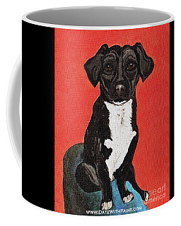 Bean_dwp_may 2017 Coffee Mug