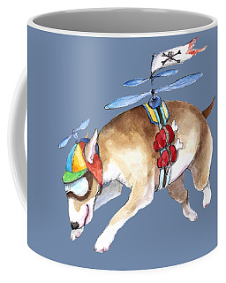 Beanie Bully  Coffee Mug