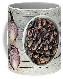 Beans, Garlic And Onion Coffee Mug