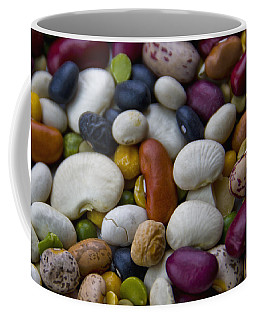 Beans Of Many Colors Coffee Mug