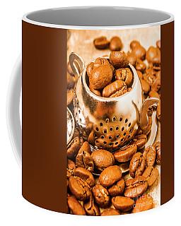 Beans The Little Teapot Coffee Mug