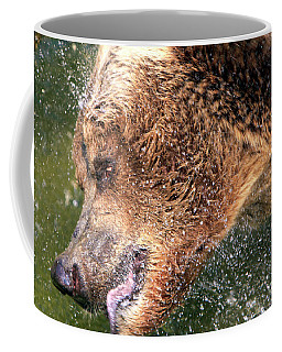 Bear Bath Coffee Mug