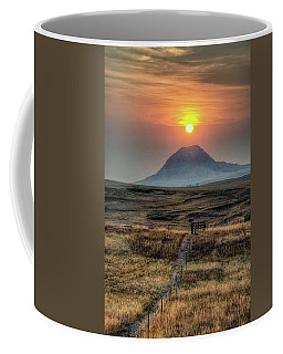 Bear Butte Smoke Coffee Mug