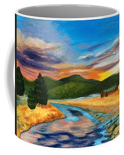 Bear Creek Colorado Coffee Mug