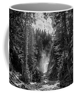 Bear Creek Falls As Well Coffee Mug