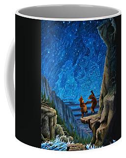 Bear Dance Coffee Mug