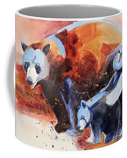 Bear Family Outing Coffee Mug