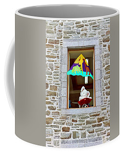 Coffee Mug featuring the photograph Bear Formally Known As Teddy by John Schneider