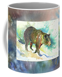 Bear I Coffee Mug