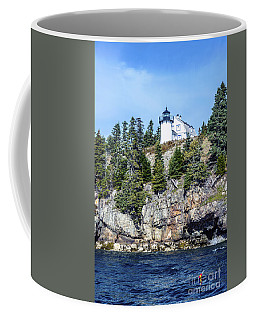 Bear Island Lighthouse Coffee Mug