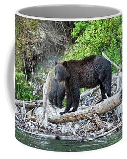 In The Great Bear Rainforest Coffee Mug